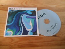 CD Indie HDR - The Tourist (11 Song) Promo K7 REC / KUSKUS REC  cb