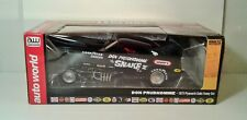 IN STOCK! Don Prudhomme SNAKE III BLACK NHRA Barracuda Funny Car Legends AW1177