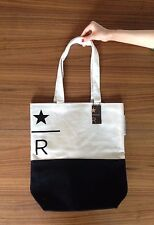 Starbucks Reserve Roastery & Tasting Room Exclusive Tote Bag Seattle New