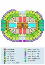 3 E-TICKETS: Wisconsin Badgers @ Ohio State Buckeyes BASKETBALL 2/23 323rowF