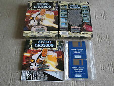 Space Crusade The Ultimate Encounter For Commodore Amiga Big Box Game By Gremlin