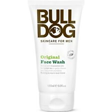 BULL DOG SKINCARE FOR MEN ORIGINAL FACE WASH - 150ML *