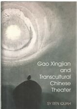 NEW - Quah: Gao Xingjian and Transcult CL by Quah, Sy Ren