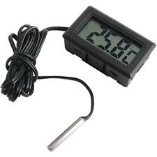Thermomètre Thermometer Digital pour Aquarium Terrarium