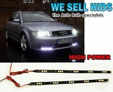 X2 LED Luz Diurna Tiras Drl Golf R32 5050 SMD R8 estilo 15 flexible