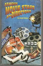 Famous Movie Stars and Directors Joseph Stewart 1993 Paperback