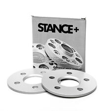 2 x 7mm Audi A3 S3 8L/8P/8V (5x112) 57.1 STANCE+ Alloy Wheel Spacers