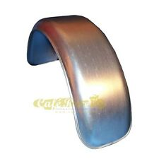 Parafango fender posteriore acciaio per cafè racer custom bobber chopper 103095
