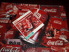 Coca Cola 1000 Piece Jigsaw Puzzle Buffalo Games Sign of Good Taste