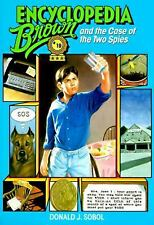 Encyclopedia Brown And The Case Of The Two Spies (Turtleback School & Library B