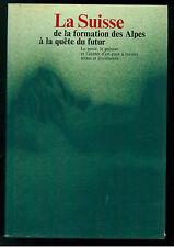LA SUISSE DE LA FORMATION DES ALPES A' LA QUETE DU FUTUR EX LIBRIS 1975 SVIZZERA