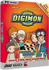 DVD Comic & Music Maker DIGIMON Manga POKEMON Go Hype