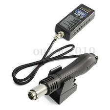 1PC 220V Heat Gun Portable BGA Rework Solder Station Hot Air Blower 8858