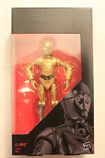 Star Wars The Black Series  C-3PO Hasbro 6 inch OVP  TBS silbernes Bein
