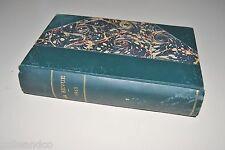 █ Jean Finot LA REVUE DES REVUES Volume 100 (C) 1er janvier au 15 février 1913 █
