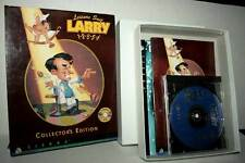 THE LEISURE SUIT LARRY COLLECTION 1 2 3 4 5 6 USATO PC ED UK BIG BOX ML3 48646