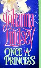 BUY 2 GET 1 FREE  Once a Princess 1 by Johanna Lindsey (1991, Paperback)
