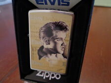 ELVIS PRESLEY PORTRAIT BETTY HARPER ZIPPO LIGHTER MINT IN BOX