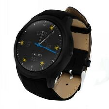Waterproof Bluetooth Smart Watch 8G Android 5.1 Phone SIM Card Quad Core GPS IPS