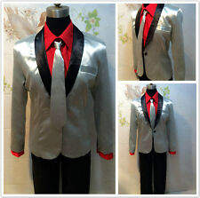 Suicide Squad Jared Leto Batman Joker Cosplay Costume Outfit Full Set