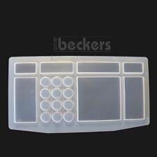 Olivetti ecr-7900 teclado protección cubierta de teclado wetcover recalibré pos