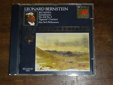 LEONARD BERNSTEIN- BEETHOVEN Symphonies n°4 & n°5- The royal edition- CD