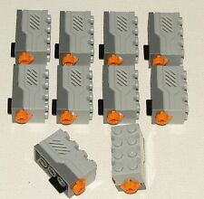 LEGO LOT OF 10 NEW ELECTRIC SOUND BRICK 2 x 4 x 2 FROM SET 7065 PIECES