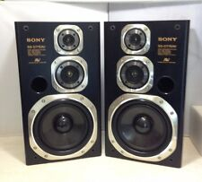 Vintage Sony SS-D715AV 3-Way Speaker System