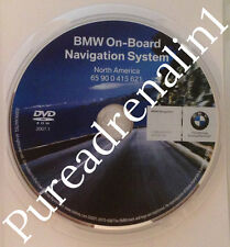 03 04 05 06 BMW X5 SPORT UTILITY AWD PREMIUM PKG NAVIGATION MAP DISC CD DVD HIGH