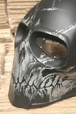 ONIMARU ARMY OF TWO MASK PAINTBALL AIRSOFT HELMET HALLOWEEN SKULL DARK COMMODORE