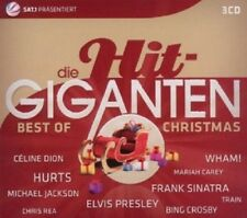 ELVIS PRESLEY/WHITNEY HOUSTON/UVM - DIE HIT GIGANTEN-BEST OF CHRISTMAS CD 3 NEU