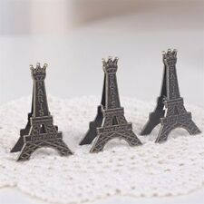 Stainless Retro Message Holder Tower Memo Holder Clip Table Economic Decoration