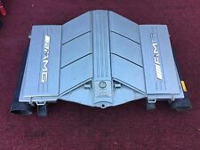 MERCEDES CLK55 C55 E500 S430 S500 AIR CLEANER BOX ENGINE COVER ASSEMBLY OEM