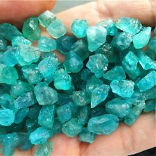 82g  Blue Green Apatite Crystal Stone Natural Rough Mineral Specimen