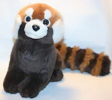 Plush Stuffed Red Panda Conservation Collection Wildlife Artists Inc 1995 24""