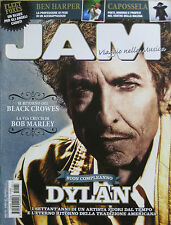 JAM 181 2011 Bob Dylan Vinicio Capossela Black Crowes Fleet Foxes Hugh Laurie