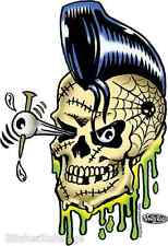 Psycho Bobby Sticker Decal Artist Vince Ray VR47