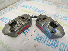 11 12 13 14 15 TRIUMPH DAYTONA 675R Brembo Front Brake Calipers.