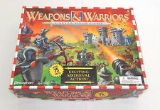 Weapons & Warriors - Castle Siege Game (For Parts)