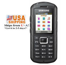 US Stock!Samsung GT B2100 Solid Extreme - Modern Black GSM Unlocked Mobile Phone