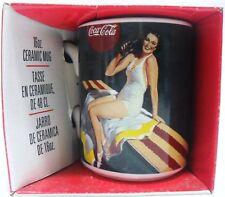 Coca-Cola - TAZZA/MUG - MISURA cm h 10,5 x 8,5 diam.-anno 1996