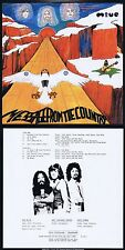 "The Move ""Message from the country"" Von 1971! Roy Wood + Jeff Lynne! Neue CD!"