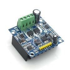 50A  Single H Bridge Motor Driver Module PID For Arduino intelligent car 3V-15V