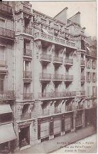 France  Paris - Hotel Madison old unused postcard