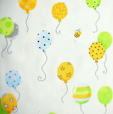 [Precut] 48x55cm Baloons World of Susybee Hamil Textiles Cotton Fabric PC407