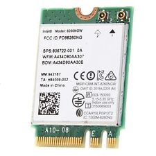 Intel 8260NGW Dual Band Wireless-AC 8260 867Mbps BT4.2 NGFF WIFI Card WIN 7 8 10
