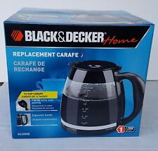 Black & Decker Coffee Pot 12 Cup Replacement  Glass Carafe Coffee Maker new