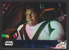 Topps Star Wars - The Force Awakens Series 2 - Purple Parallel Card # 18