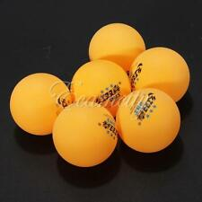 3 boxes (18 Pcs) 3stars DHS 40MM DHS Table Tennis Balls New Materials orange new