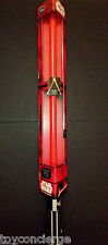 DISNEY Store STAR WARS AUTHENTIC LIGHTSABER Red DARTH VADER Motion FX Box NEW